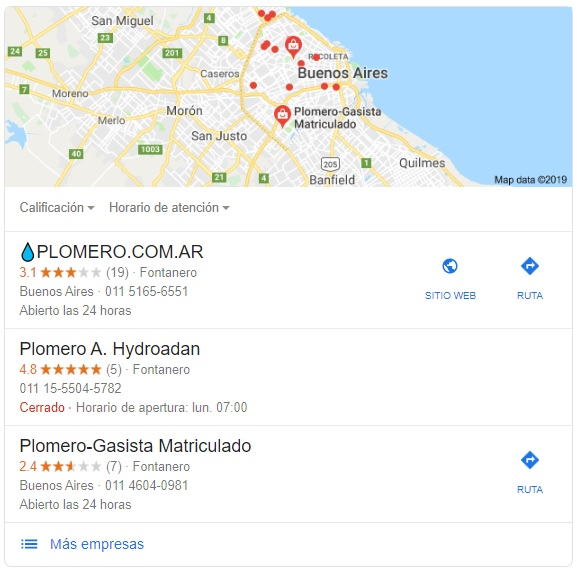 Local SEO in Buenos Aires