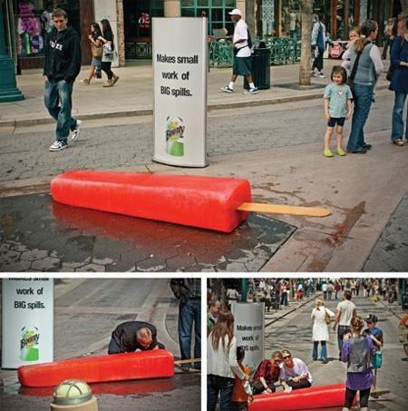 marketing de guerrilla