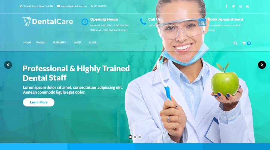 dental-care-dental-wordpress-theme-3361986