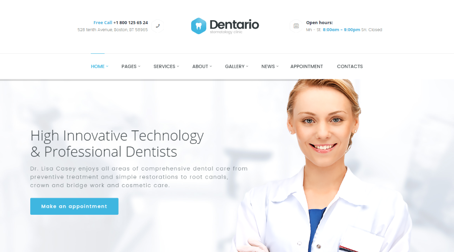 dentario-dental-wordpress-theme-5776166