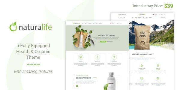 naturalife-health-organic-wordpress-theme-7213099