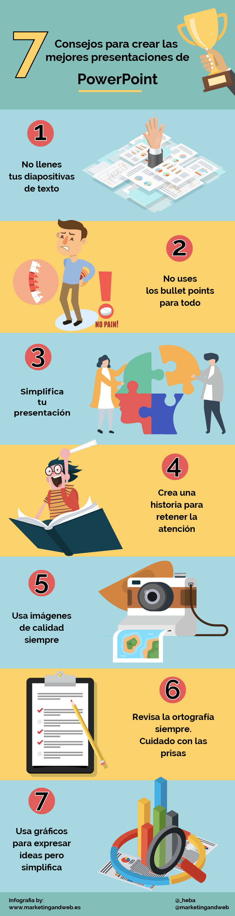 tips for making the best power point presentations