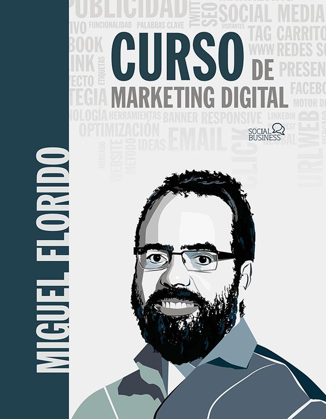 digital marketing course book cover