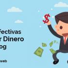 Comment gagner de l'argent avec un blog: 10 façons de l'obtenir [Exemples]