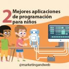 12 Mejores Lenguajes de Programación para Niños
