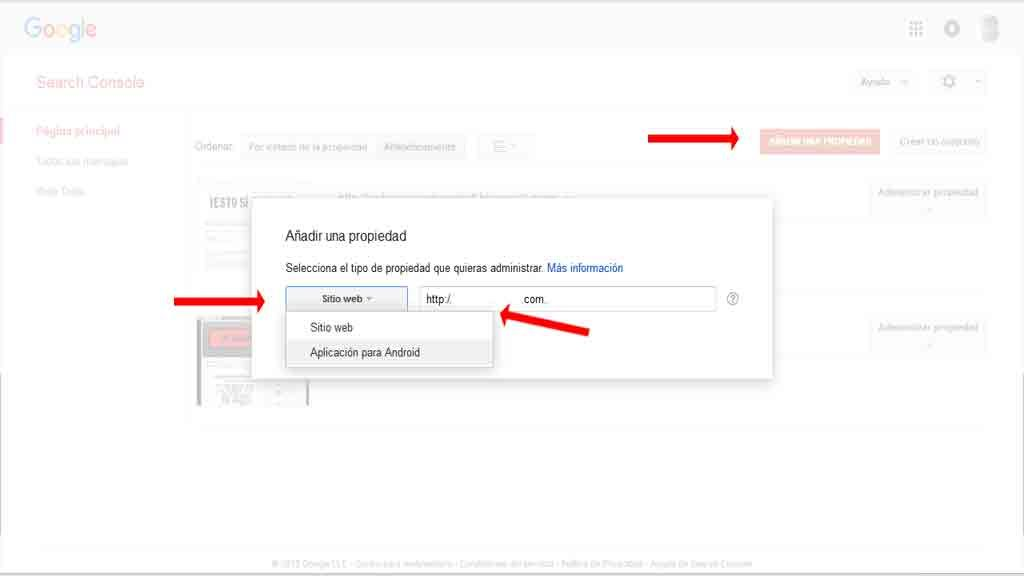 Google Search Console Google Webmaster Tools