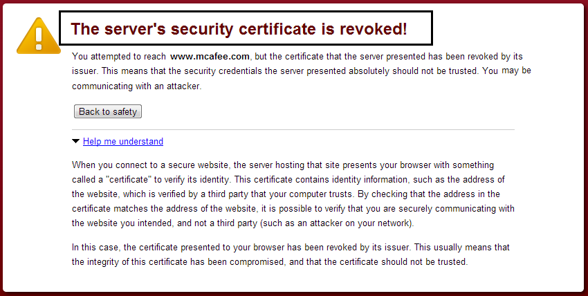 how-to-fix-servers-certificate-has-been-revoked-in-chrome-1892500