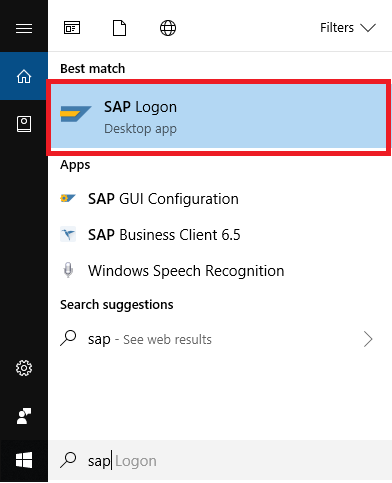 search-for-sap-logon-in-start-menu-and-then-click-on-it-1393945