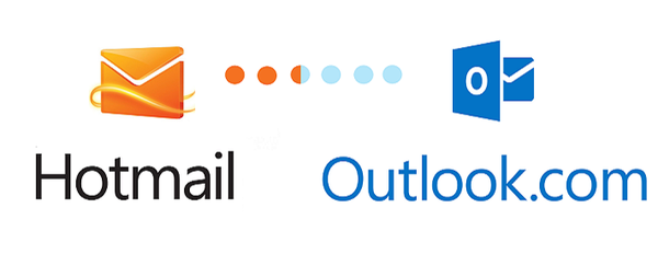 To log in to Hotmail you must enter Outlook
