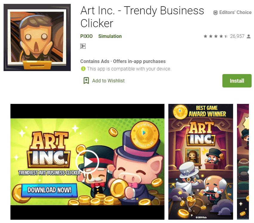 art-inc-4001363