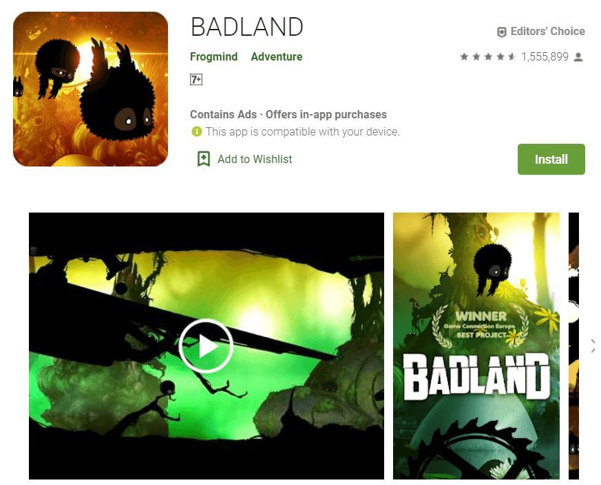 Badland-4611664