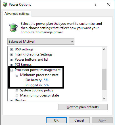 set-minimum-processor-state-to-low-state-such-as-5-or-even-0-and-click-on-ok-1034256