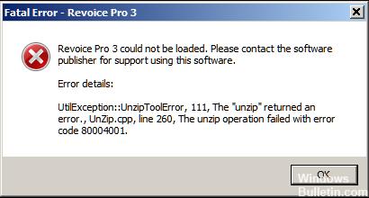error-code-80004001-1011778