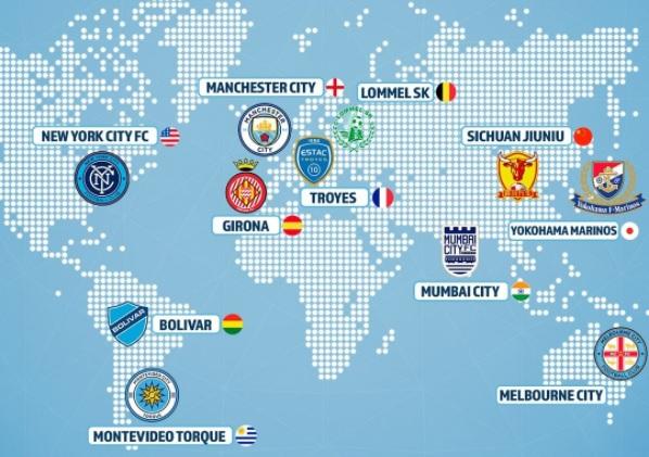 city-football-equipos