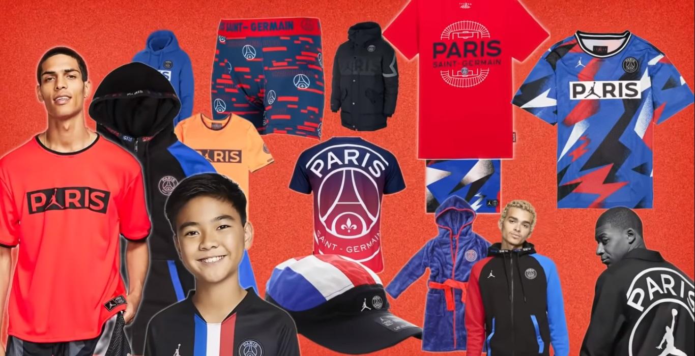 merchandise-psg